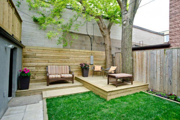 กิจกรรม Backyard: สร้าง Tree House หรือ Fort