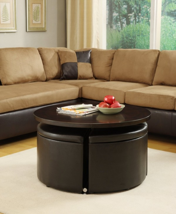 20-The Comforts Of Leather As Living Room Furniture