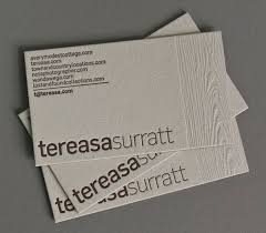 21-Get the best quality offset business cards that lends your personality a classy touch